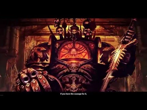 Battlefleet Gothic: Armada -  Abaddon The Despoiler Introduction