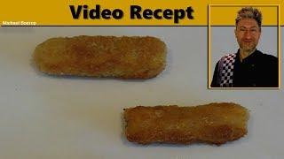 Vissticks maken - Eenvoudig recept