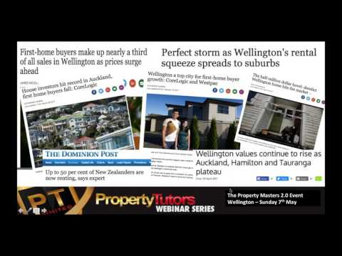 Wellington Property Profits Webinar | PropertyTutors | Steven Goodey