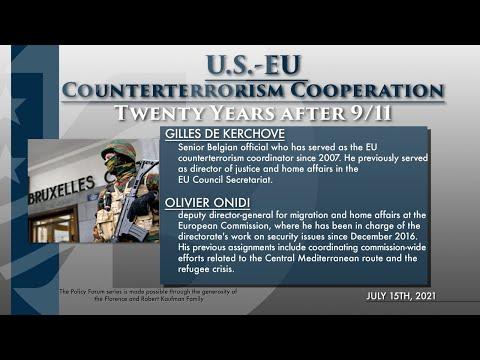 Policy Forum: U.S.-EU Counterterrorism Cooperation Twenty Years after 9/11