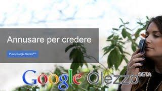 Google Olezzo (beta) - Il motore di ricerca degli odori