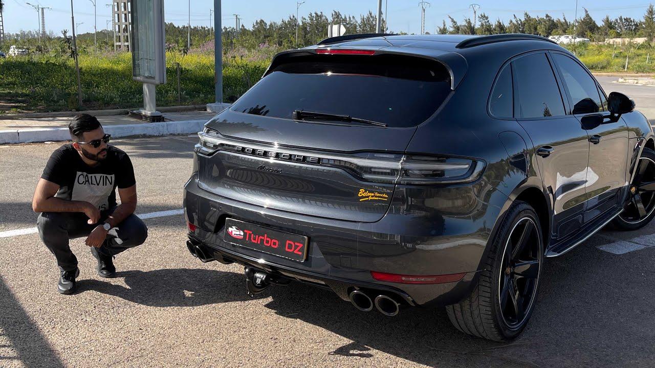 Le nouveau Porsche Macan 252ch avec un son👌💥🔈 بورش ماكان بصوت واعر سعر السيارة dz 20.000.000