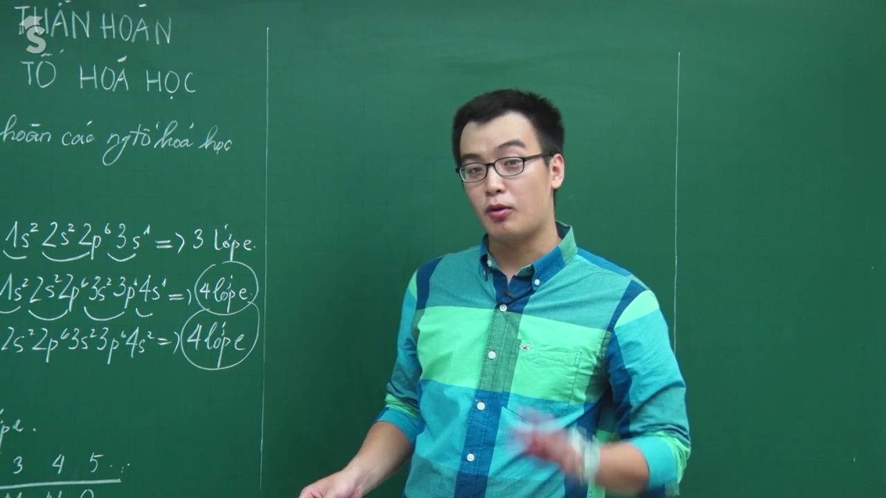 Bảng tuần hoàn các nguyên tố hóa học