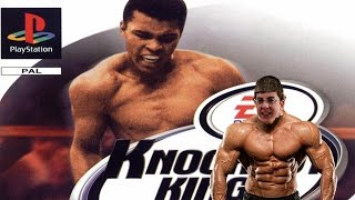 Knockout Kings 2001 - Road to Glory: Part 1