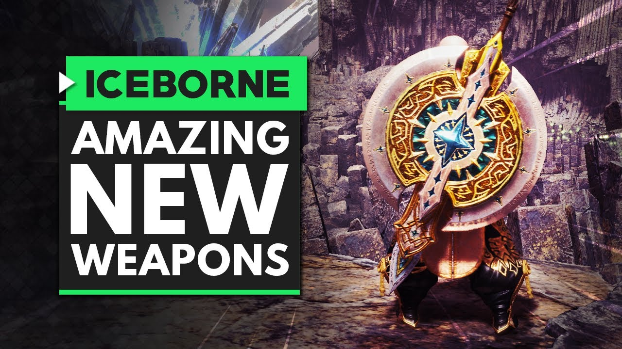 Monster Hunter World Iceborne | AMAZING NEW WEAPONS & Appreciation Festival Guide thumbnail