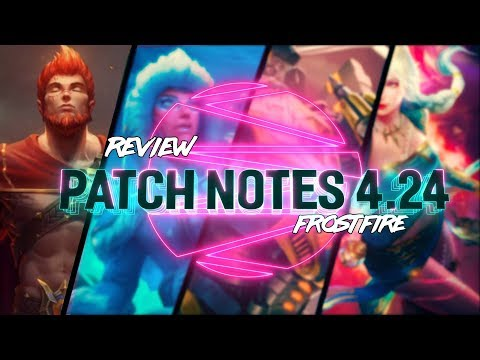 SMITE PATCH NOTES 4.24: TIER 5 ULLR SKIN REVEAL!