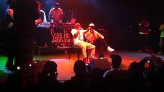 Schoolboy Q - #iBETiGOTSUMWEED w/Kendrick Lamar (Live at the Key Club)