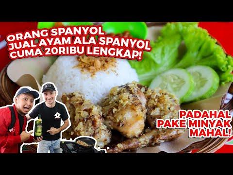 orang-spanyol-asli-jual-ayam-goreng-di-warung-kecil-di-jakarta!-harga-murah-banget!!
