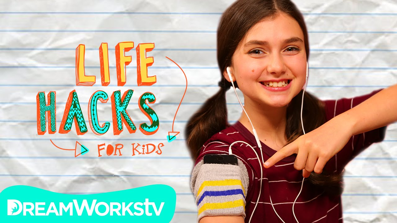 Crafty Clothes Hacks I LIFE HACKS FOR KIDS