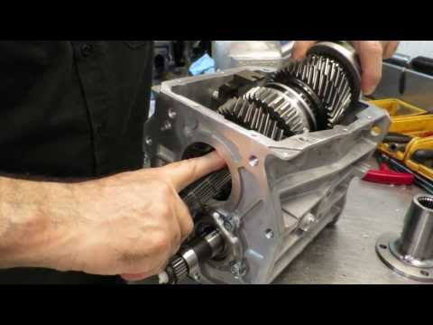 Ford T5 5 Speed Cosworth Sierra and TVR 5th Gear Removal and Installation