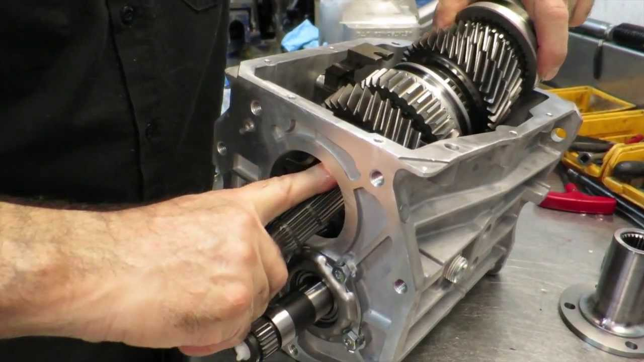 hight resolution of ford t5 5 speed cosworth sierra and tvr 5th gear removal and installation