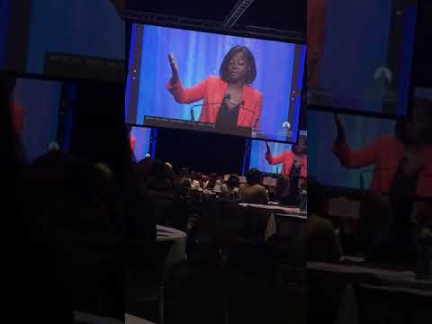 "Viola Davis - BEST ""Testimony"" Women Conference at Mass 2017 *INSPIRATIONAL*"
