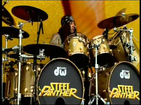 Steel Panther (Feat. Corey Taylor) - Death To All But Metal | Download 2012 HQ