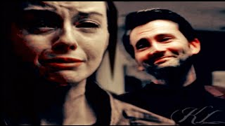 Kilgrave & Abigail Hobbs, feat. Jessica Jones: You led me to the s l a u g h t e r;;