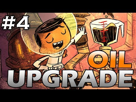 Oxygen Not Included - Oil Upgrade - MASSIVE POWER - Part 4