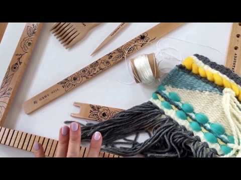 Prima fiber arts loom first impressions and weaving!