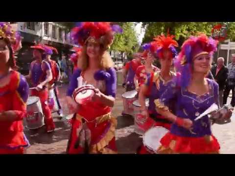 Dale Cana's promo Samba Festival Oss