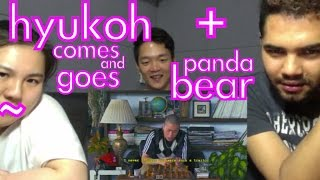 [double try it reaction hyukoh(혁오) _ Comes And Goes(와리가리) & 판다베어(Panda Bear)