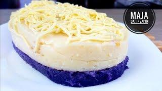 Maja Sapin -Sapin | Filipino delicacy | Kakanin business (Pinoy food)