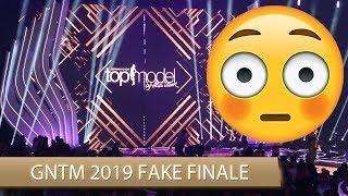 GNTM 2019 SCHOCK um Fake Finale!?