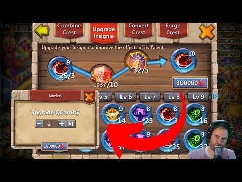 Building The Best Archdemon Team Possible!!! | Castle Clash