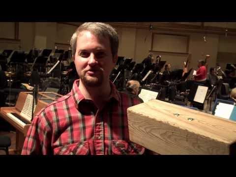 Video Blog - 2/3/11 Rehearsal