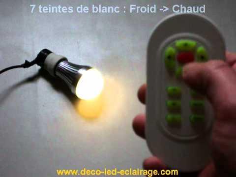 test ampoule led dimmable sur fgd211 doovi. Black Bedroom Furniture Sets. Home Design Ideas