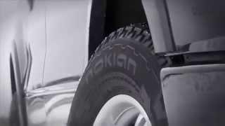 Nokian Rotiiva AT - Всепогодная резина(Видеоролик: Тестирование всепогодной шины 2012 года Nokian Rotiiva AT для полноприводных автомобилей, джипов и внедо..., 2013-09-07T17:37:45.000Z)