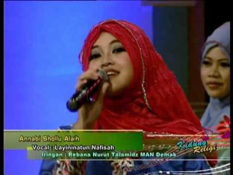 Annabi Shollu Alaih, Rebana MAN Demak, Kidung Religi TVRI