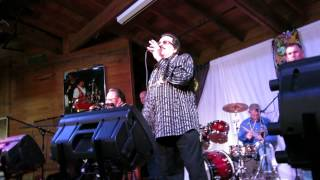 Warren Storm, Godfather of Swamp Pop, and Willie T and Cypress  2015 MVI 8951