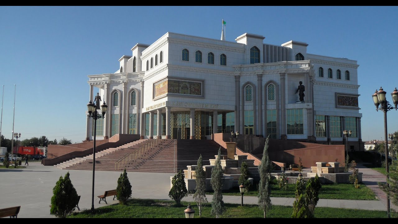 мары фото туркменистан