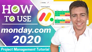 How to use Monday.com | Day-to-day Project Management (Monday Tutorial for Beginners) screenshot 5