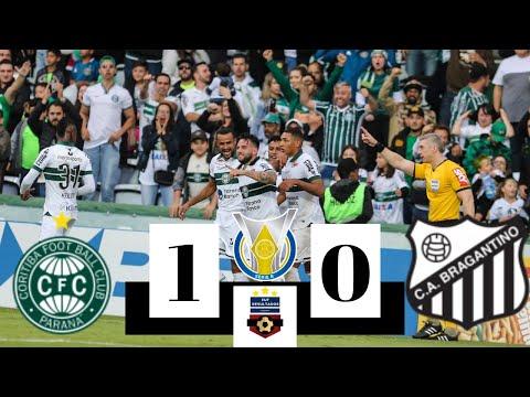 Coritiba 1 x 0 Bragantino Melhores Momentos 24/11/2019