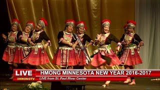 3 HMONG NEWS: Dance performed by Beauty Pageant contestants.