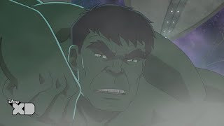 Hulk And The Agents Of S.M.A.S.H - Planet Hulk Part 1 - Official Disney XD UK HD