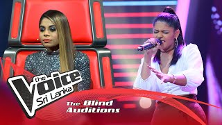 Ranindra Dhananji -Billie Jean| Blind Auditions | The Voice Sri Lanka Thumbnail