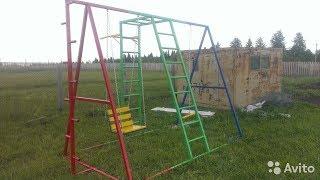 детский спортивный комплекс(, 2017-06-01T14:28:33.000Z)