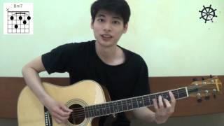 akustik gitar belajar lagu thinking out loud ed sheeran
