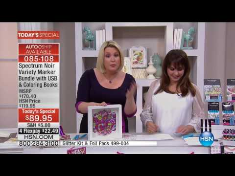 HSN | Create It Yourself 08.30.2016 - 05 PM