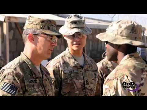 XVIII Airborne Corps to take command of CJTFOIR