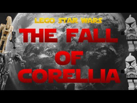Lego star wars the fall of corellia brickfilm youtube - Croiseur interstellaire star wars lego ...