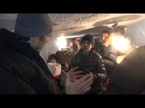 Sewer Kids: Life Inside Bucharest, Romania's  Underground Tunnels