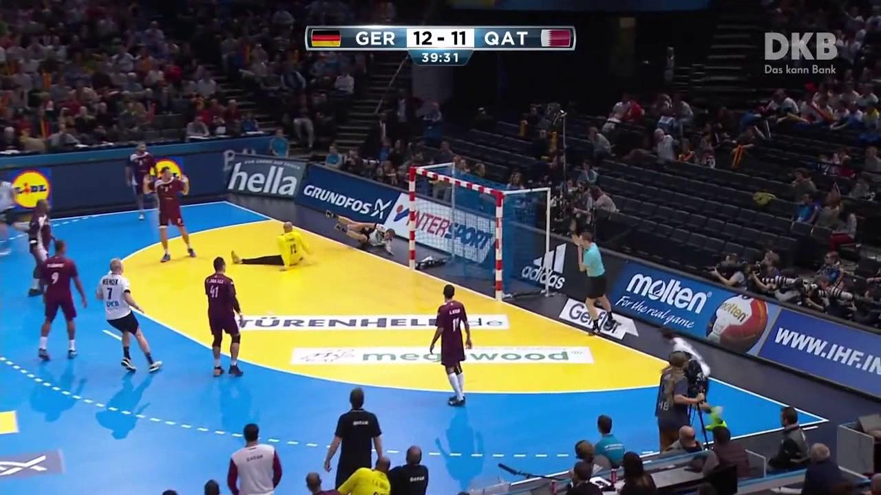 Wm Halbfinale Deutschland 2017