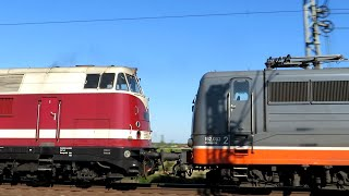 Hoogtepunten op het spoor, 2018 - buitenland