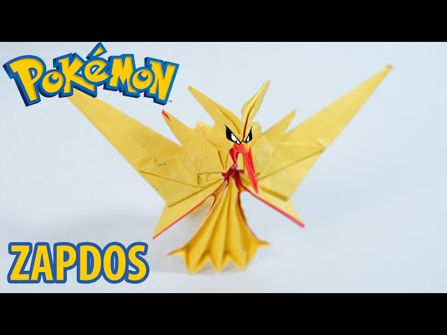 8 Original Pokmon Origami Tutorials All About Japan