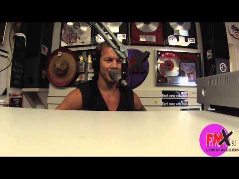 Chris Jericho Interviews Mac Davis