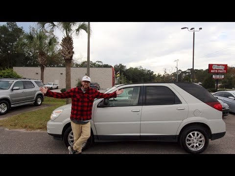 Here's a Buick Rendezvous 17 YEARS LATER | REVIEW VLOG ( Now Only Worth $2750 )