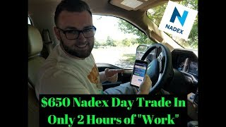 🚨Simple $650 NADEX Trade - The Only Indicator I Use To Trade NADEX❗️