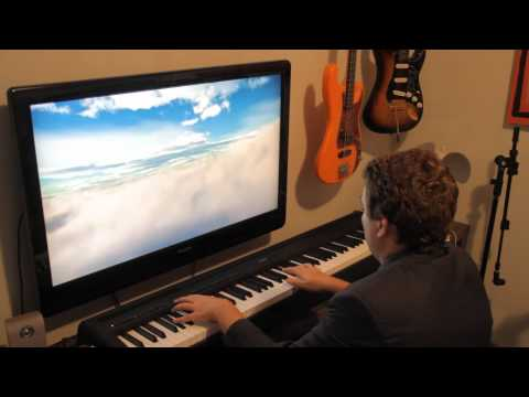 Moonlight Sonata - mvt. 1 (Ludwig van Beethoven) on Yamaha P-95