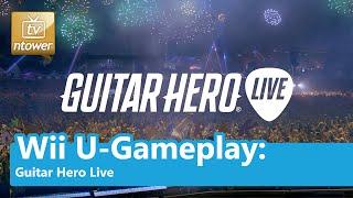 Wii U-Gameplay: Guitar Hero Live